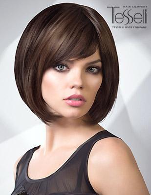 Натуральные и искусственные парики Тэсселли