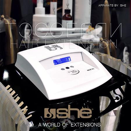 Капсульная технология наращивания волос