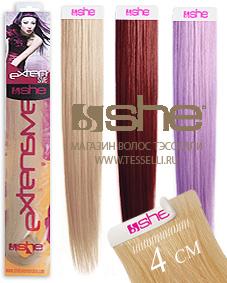 Волосы для ленточного наращивания. Мелированные цвета