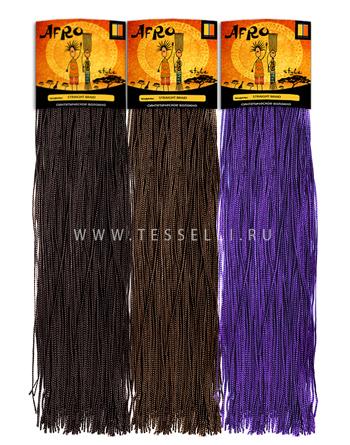 Африканские длинные косички