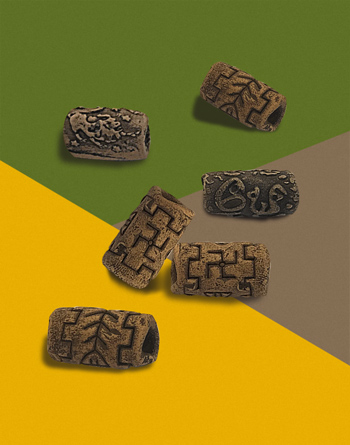 украшения для афрокосичек