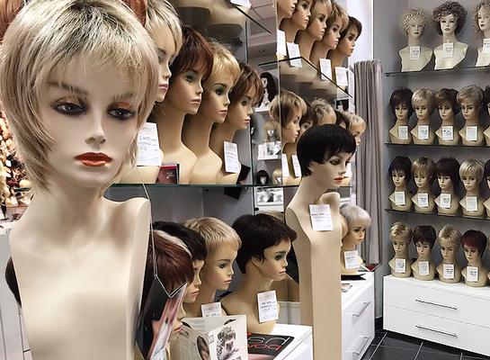 Магазин париков в Красноярске