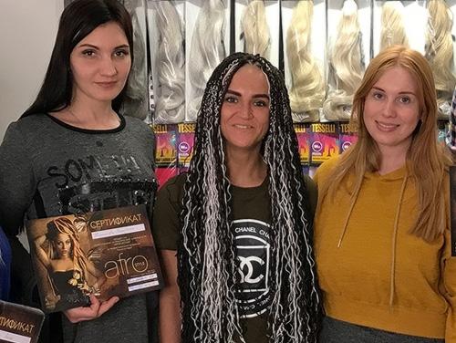 Магазин волос для наращивания в Красноярске