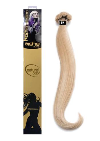 Прямые волосы на кератиновой капсуле