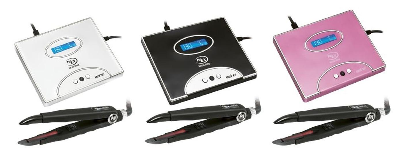 Аппарат для микрокапсульного наращивания волос