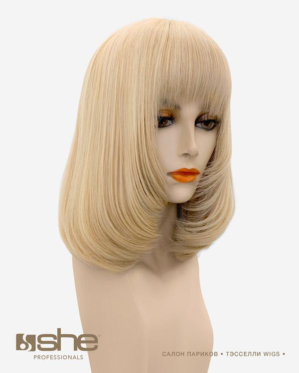 парик длинные натуральные волосы