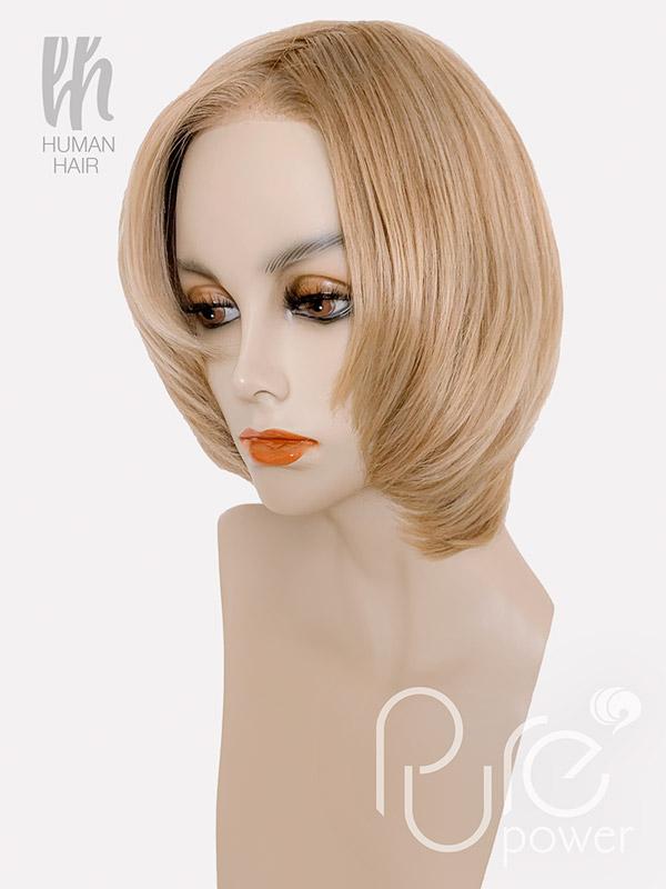 парик на сетке стрижка натуральные волосы
