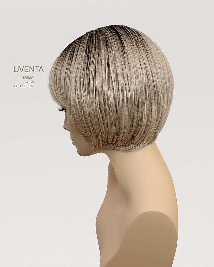 парик женский каре с челкой