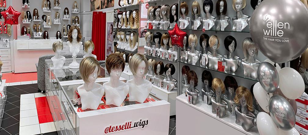 магазин париков красноярск